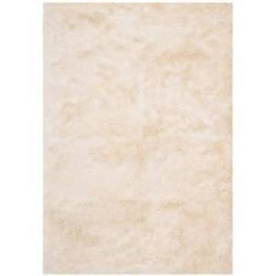 3'x5' Solid Loomed Accent Rug Ivory - Safavieh, Adult Unisex, Size 3'X5'