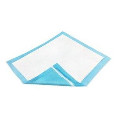 Abena Essentials Disposable Underpads wAdhesive Strips, 30 x 36, 100 Count