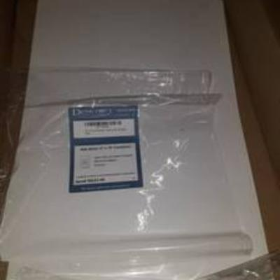 13 x 19 Cardstock Sheets for Inkjet or Laser Printers - Heavy 80lb Cover Matte Finish White - Great for Flyers, Posters, Covers (50 Sheets)