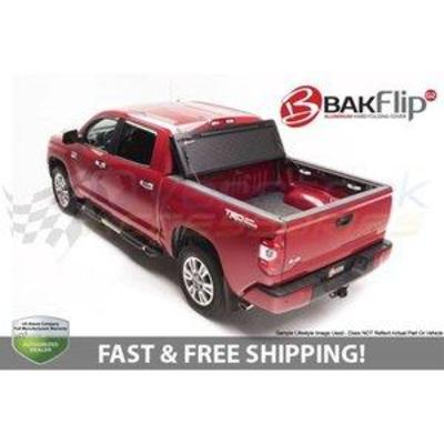 2017 F-250F-350 Super Duty 8.2ft Bed BAK BAKFlip G2 Hard Tri-Fold Tonneau Cover
