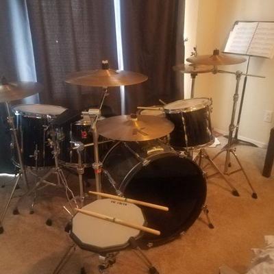 Sweet Drum Set