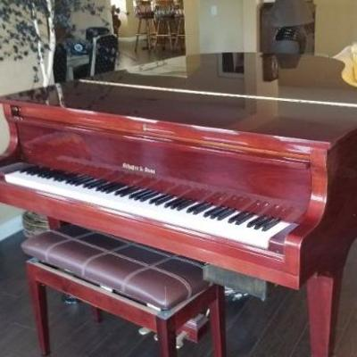 Player piano $1200