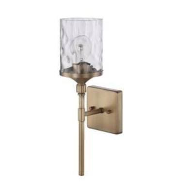 Capital Lighting Colton Single Light Bathroom Sconce