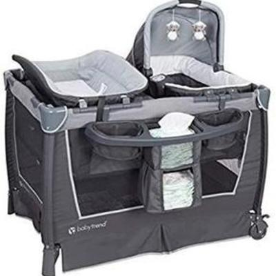 #Baby Trend Retreat Nursery Center,Robin