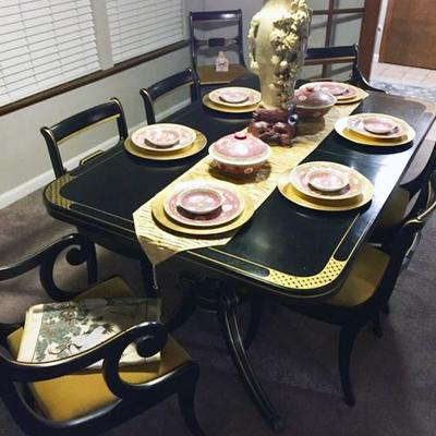 Beautiful Drexel Dining Set
