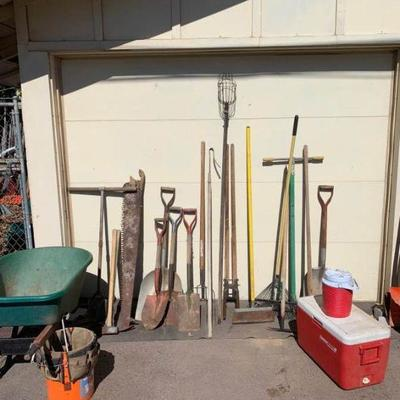 Miscellaneous Yard Tools