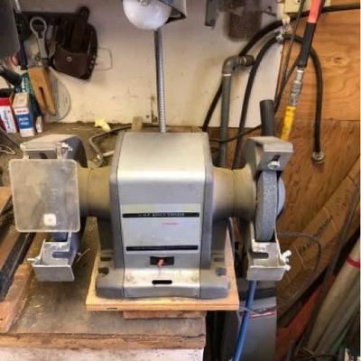 Craftsman 1/2 Horse Power Bench Grinder