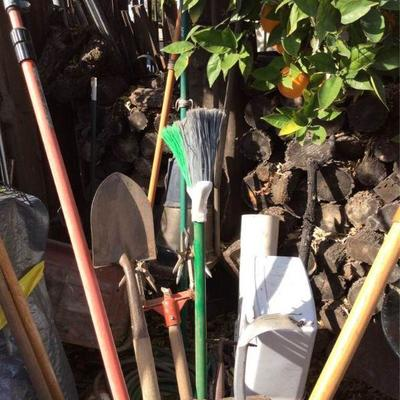 12 Pcs Lot Yard Work Tools