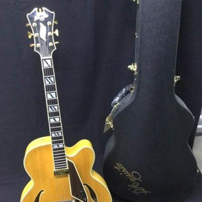 GGG020 D'Aquisto New Yorker (Japan 2004) Guitar