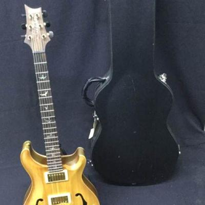 GGG014 PRS McCarty Archtop 1 & Hard Case