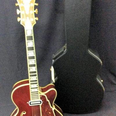 GGG017 D'Angelico Excel EXS-1 Guitar & Hard Case