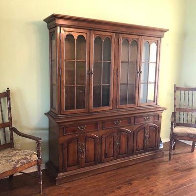 Thomasville China Cabinet - $95