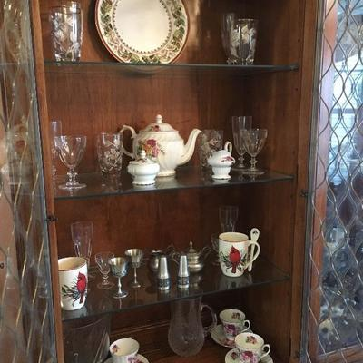 various hutch items