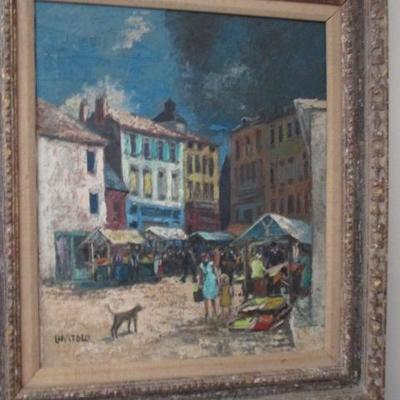 Bartolo Listed Art Oils