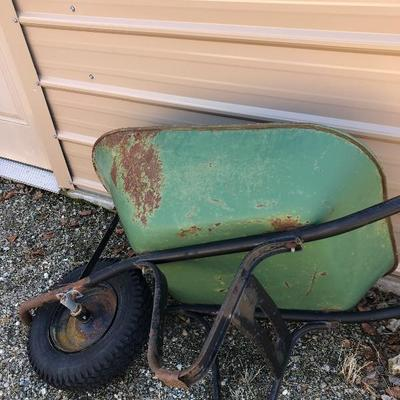 Wheel barrow $35