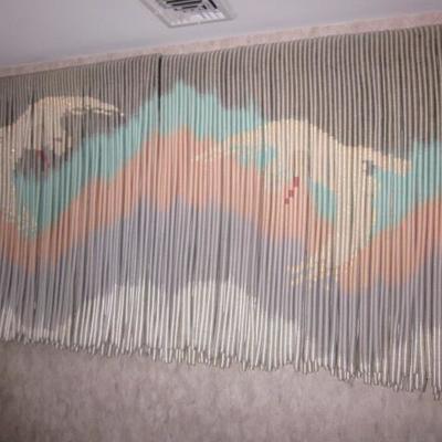 Barbara Barron Textile Fiber Custom Wall Art Hangings