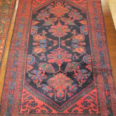 Vintage Persian village rugs