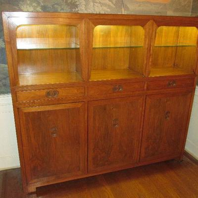 Mid century Baker cabinet