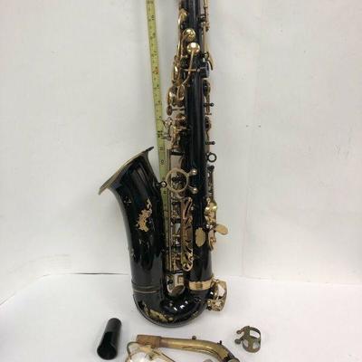 https://www.ebay.com/itm/113923065273 LAN577: Lazarro LZR360AS Alto Sax Saxophone w/Case Local Pickup