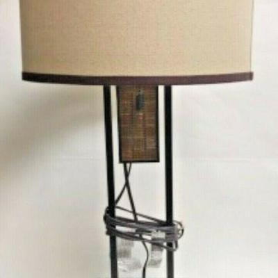 https://www.ebay.com/itm/114047728561 SP1568: PAIR OF GLASS MOSAIC LAMPS WITH SHADES