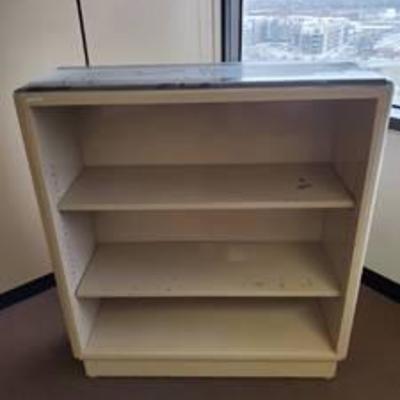 3 Shelf Steelcase Cabinet