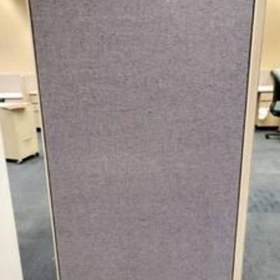 Lot of 5 Partition Walls Choose Any Colors Floors 8 thru 13 Buyer Must Remove