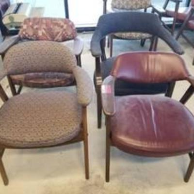 (4) Various Office Chairs
