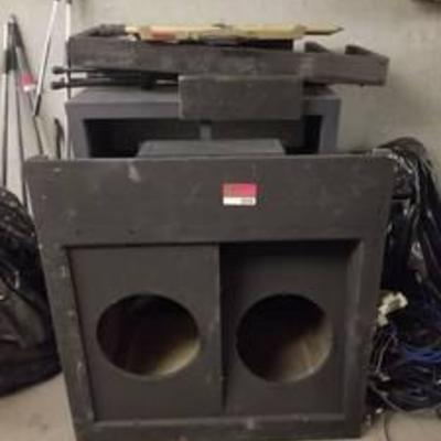 #Speaker Boxes, Belkin KVM Device