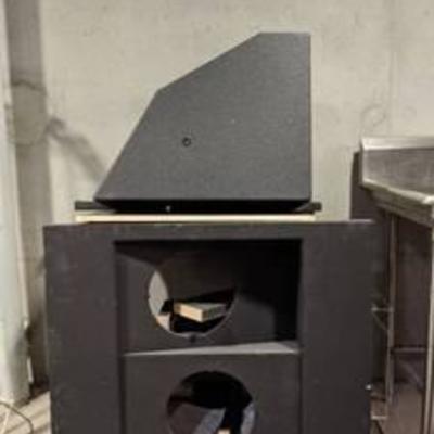 EVI-12 Vari Intense Loudspeaker System 250 W 8 Ohms