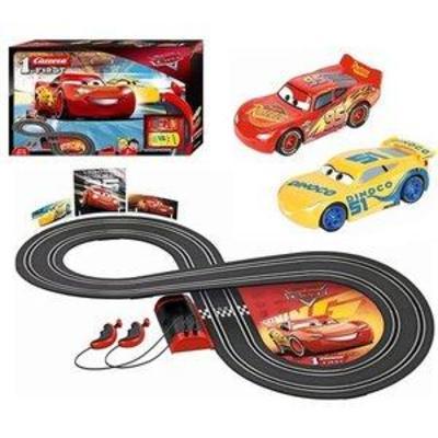 Carrera First DisneyPixar Cars 3 - Slot Car Race Track