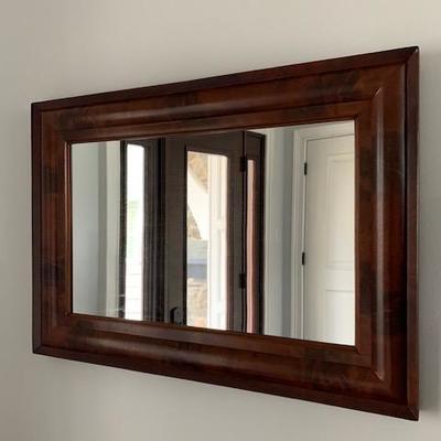 OG Wood Mirror $150