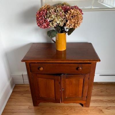 Antique Wash Stand $100