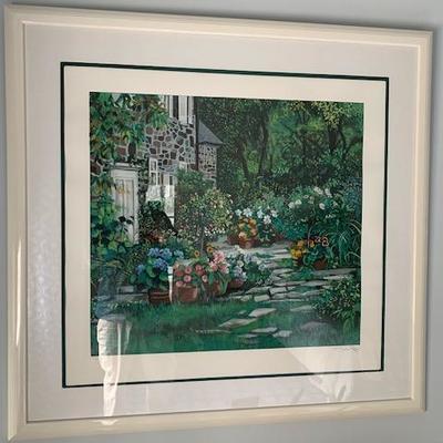 Artist Proof Susan Rios Framed $150
