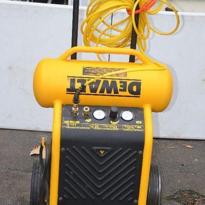 SOLD SOLD SOLD #2 Dewalt 4.5g Compressor  $150
