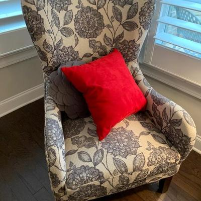 $200 each- There are two (2) identical armchairs available for purchase. This listing is for one (1) armchair....