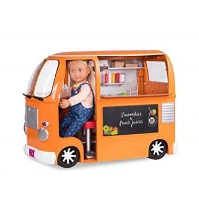 #Our Generation Grill to Go Food Truck Deluxe Accessory Set for 18 Dolls