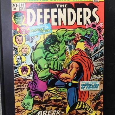 Comic Book The Defenders (1972) Issue #10 - Great Condition - WILL SHIP