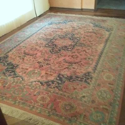 Karastan Wool 8.8'x12' Area Rug