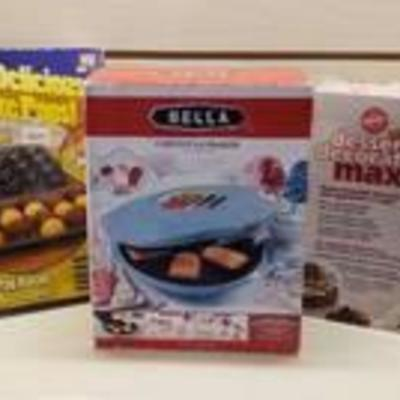 3 Baking & Decorating Boxed Sets