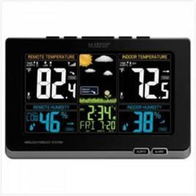 308-1414MBV2 Wireless Color Weather Station by La Crosse Technology