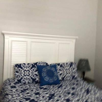 PA003 Bed frame $125, Mattress $100, Comforter $20 . We will not hold unless Paid for Venmo @Rafael-Monzon-1 PayPal:...