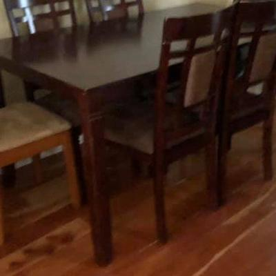 https://www.ebay.com/itm/114186823226	PA019: Wooden Dining Table 60