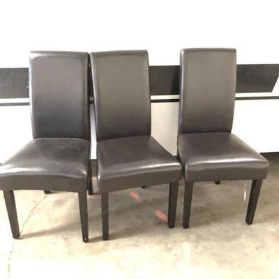 https://www.ebay.com/itm/124152789407	PA021: Parson Dinning Room Table Chair $35 each