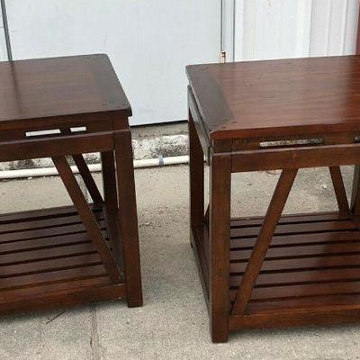 https://www.ebay.com/itm/124151271672	PA024: Wood End Table / Accent Table Local Pickup 75 each