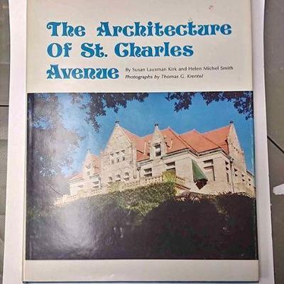 https://www.ebay.com/itm/124158325200AB0225 THE ARCHITECTURE OF ST. CHARLES AVENUE $25.00 BOX 76
