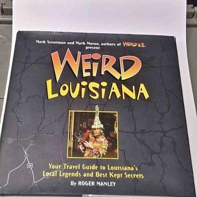 https://www.ebay.com/itm/124158323230AB0218 WEIRD LOUISIANA $20.00 BY ROGER MANLEY BOX 76 AB0218