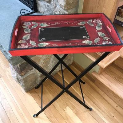 Adorable Tray Table $65