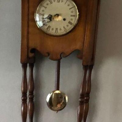 https://www.ebay.com/itm/114226141160BU1033 Trend Clocks Zeeland Michigan Hanging Wall Clock Local Pickup $100