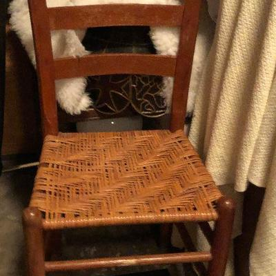 https://www.ebay.com/itm/124190242656BU1089: Cain Bottom Country Chair Local Pickup $20