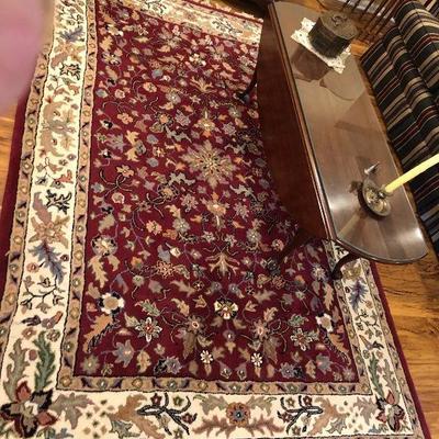 https://www.ebay.com/itm/124189430439BU1038: Area Rug Machined Local Pickup $35
